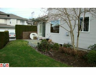 "Photo 11: 69 34332 MACLURE Road in Abbotsford: Central Abbotsford Townhouse for sale in ""Immel Ridge"" : MLS®# F1002714"
