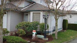 "Photo 1: 69 34332 MACLURE Road in Abbotsford: Central Abbotsford Townhouse for sale in ""Immel Ridge"" : MLS®# F1002714"