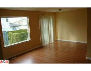 "Photo 6: 69 34332 MACLURE Road in Abbotsford: Central Abbotsford Townhouse for sale in ""Immel Ridge"" : MLS®# F1002714"