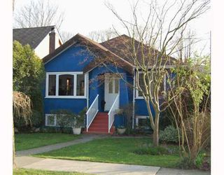"""Photo 1: 80 W 20TH Avenue in Vancouver: Cambie House for sale in """"CAMBIE"""" (Vancouver West)  : MLS®# V811919"""
