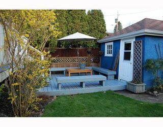 """Photo 8: 80 W 20TH Avenue in Vancouver: Cambie House for sale in """"CAMBIE"""" (Vancouver West)  : MLS®# V811919"""