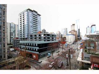 "Photo 7: 601 989 RICHARDS Street in Vancouver: Downtown VW Condo for sale in ""THE MONDRIAN"" (Vancouver West)  : MLS®# V818357"