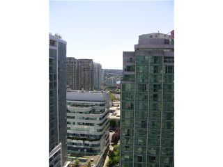 "Photo 5: 2202 788 HAMILTON Street in Vancouver: Downtown VW Condo for sale in ""TV TOWER I"" (Vancouver West)  : MLS®# V825585"