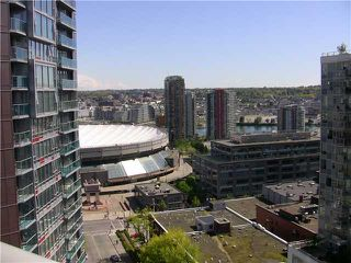 "Photo 4: 2202 788 HAMILTON Street in Vancouver: Downtown VW Condo for sale in ""TV TOWER I"" (Vancouver West)  : MLS®# V825585"
