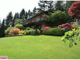 Photo 1: 35417 MCCORKELL Drive in Abbotsford: Abbotsford East House for sale : MLS®# F1012429