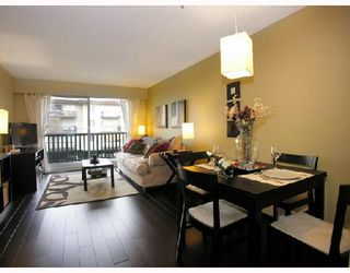 "Photo 2: 306 1011 4TH Avenue in New_Westminster: Uptown NW Condo for sale in ""CRESTWELL MANOR"" (New Westminster)  : MLS®# V718301"