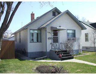 Photo 1: 281 ST MARY'S Road in WINNIPEG: St Boniface Residential for sale (South East Winnipeg)  : MLS®# 2807302