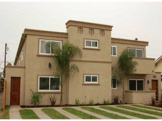 Photo 1: NORTH PARK Condo for sale : 2 bedrooms : 4054 Illinois Street #1 in San Diego