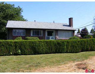 "Photo 1: 14995 111A Avenue in Surrey: Bolivar Heights House for sale in ""Birdland/ Ellendale"" (North Surrey)  : MLS®# F2914881"
