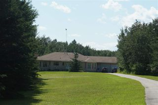 Main Photo: 51512 RGE RD 271: Rural Parkland County House for sale : MLS®# E4165673
