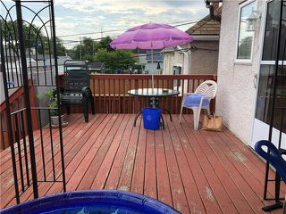 Photo 15: 741 Aberdeen Avenue in Winnipeg: Residential for sale (4A)  : MLS®# 1921822