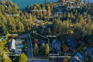 Main Photo: 4601 CAULFEILD Drive in West Vancouver: Caulfeild House for sale : MLS®# R2416576