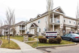Photo 1: 93 3040 SPENCE Wynd in Edmonton: Zone 53 Carriage for sale : MLS®# E4178927