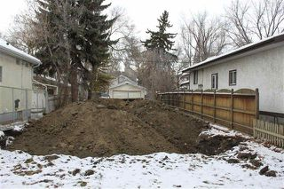 Main Photo: 10922 79 Avenue in Edmonton: Zone 15 Vacant Lot for sale : MLS®# E4184526