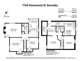 Photo 18: 7765 ROSEWOOD Street in Burnaby: Burnaby Lake House for sale (Burnaby South)  : MLS®# R2431216