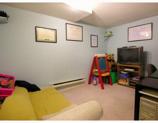 """Photo 7: 125 W 6TH Street in North_Vancouver: Lower Lonsdale Townhouse for sale in """"WILLOW PLACE"""" (North Vancouver)  : MLS®# V781980"""