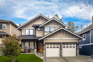 Photo 1: 2191 Stone Gate in VICTORIA: La Bear Mountain Single Family Detached for sale (Langford)  : MLS®# 423255