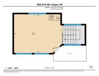 Photo 45: 4908 22 ST SW in Calgary: Altadore Detached for sale : MLS®# C4294474