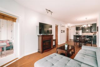 "Photo 2: 211 8258 207A Street in Langley: Willoughby Heights Condo for sale in ""Yorkson Creek"" : MLS®# R2470083"