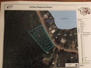 "Main Photo: LOT C NORWOOD Road in Quesnel: Bouchie Lake Land for sale in ""BOUCHIE LAKE"" (Quesnel (Zone 28))  : MLS®# R2470614"