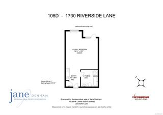 Photo 9: 106D 1730 Riverside Lane in : CV Courtenay City Condo for sale (Comox Valley)  : MLS®# 855451