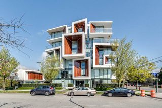 "Main Photo: 107 5688 WILLOW Street in Vancouver: Cambie Condo for sale in ""APERTURE"" (Vancouver West)  : MLS®# R2526117"