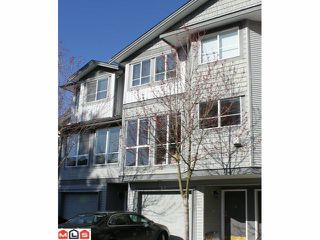 "Photo 7: 24 7250 144TH Street in Surrey: East Newton Townhouse for sale in ""CHIMNEY RIDGE"" : MLS®# F1005079"