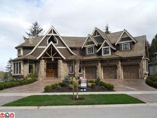 """Main Photo: 14635 28A Avenue in Surrey: Elgin Chantrell House for sale in """"ELGIN RIDGE"""" (South Surrey White Rock)  : MLS®# F1021820"""