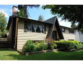 Photo 1: 1185 LABURNUM Avenue in Port_Coquitlam: Birchland Manor House for sale (Port Coquitlam)  : MLS®# V724603