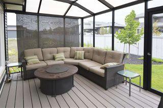 Photo 27: 38 LEGACY Terrace: St. Albert House Half Duplex for sale : MLS®# E4167153