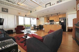 "Photo 7: 501 549 COLUMBIA Street in New Westminster: Downtown NW Condo for sale in ""c2c lofts"" : MLS®# R2443283"