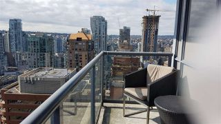 """Photo 1: 3107 1068 HORNBY Street in Vancouver: Downtown VW Condo for sale in """"CANADIAN AT WALL CTR"""" (Vancouver West)  : MLS®# R2447152"""