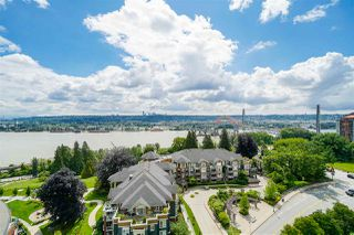 """Photo 3: 1403 15 E ROYAL Avenue in New Westminster: Fraserview NW Condo for sale in """"Victoria Hill"""" : MLS®# R2461883"""