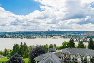 """Photo 2: 1403 15 E ROYAL Avenue in New Westminster: Fraserview NW Condo for sale in """"Victoria Hill"""" : MLS®# R2461883"""