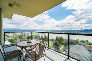 """Photo 31: 1403 15 E ROYAL Avenue in New Westminster: Fraserview NW Condo for sale in """"Victoria Hill"""" : MLS®# R2461883"""