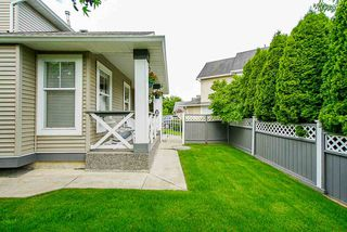 """Photo 37: 19 7067 189 Street in Surrey: Clayton House for sale in """"Clayton Brook"""" (Cloverdale)  : MLS®# R2461744"""
