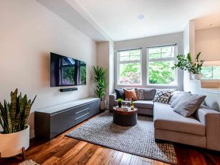 "Photo 5: 507 E 7TH Avenue in Vancouver: Mount Pleasant VE Townhouse for sale in ""Vantage"" (Vancouver East)  : MLS®# R2472829"