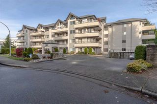 "Photo 1: 302 2526 LAKEVIEW Crescent in Abbotsford: Central Abbotsford Condo for sale in ""MILL SPRING MANOR"" : MLS®# R2519449"