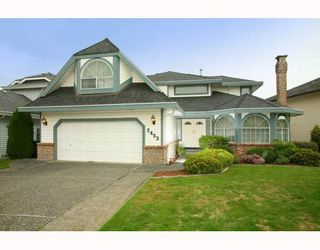 "Photo 1: 2453 KENSINGTON Crescent in Port Coquitlam: Citadel PQ House for sale in ""CITADEL HEIGHTS"" : MLS®# V786518"