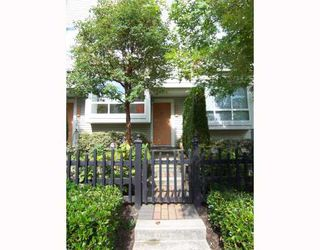 """Photo 1: 6717 VILLAGE Grove in Burnaby: Highgate Townhouse for sale in """"THE MONTEREY"""" (Burnaby South)  : MLS®# V787313"""