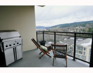 "Photo 5: 1208 400 CAPILANO Road in Port Moody: Port Moody Centre Condo for sale in ""ARIA 2"" : MLS®# V812614"