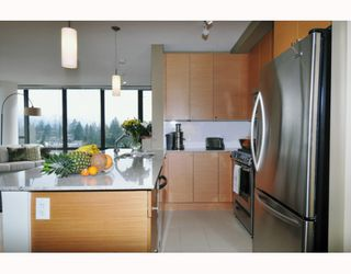 "Photo 2: 1208 400 CAPILANO Road in Port Moody: Port Moody Centre Condo for sale in ""ARIA 2"" : MLS®# V812614"