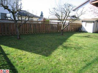 "Photo 10: 32744 NANAIMO Close in Abbotsford: Central Abbotsford House for sale in ""Parkside"" : MLS®# F1007390"