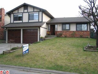 "Photo 1: 32744 NANAIMO Close in Abbotsford: Central Abbotsford House for sale in ""Parkside"" : MLS®# F1007390"
