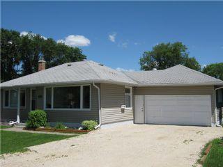 Photo 1: 71 HULL Avenue in WINNIPEG: St Vital Residential for sale (South East Winnipeg)  : MLS®# 1013375