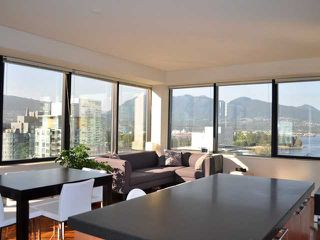"Photo 6: 1502 1333 W GEORGIA Street in Vancouver: Coal Harbour Condo for sale in ""THE QUBE"" (Vancouver West)  : MLS®# V844800"