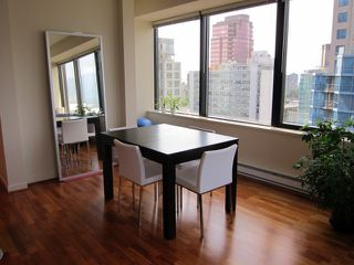 "Photo 9: 1502 1333 W GEORGIA Street in Vancouver: Coal Harbour Condo for sale in ""THE QUBE"" (Vancouver West)  : MLS®# V844800"