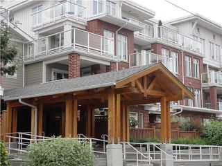 """Main Photo: 303 4280 MONCTON Street in Richmond: Steveston South Condo for sale in """"THE VILLAGE"""" : MLS®# V849910"""