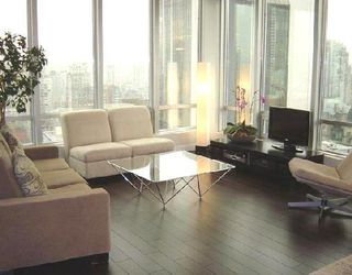 """Photo 1: 1601 989 NELSON Street in Vancouver: Downtown VW Condo for sale in """"THE ELECTRA"""" (Vancouver West)  : MLS®# V742302"""