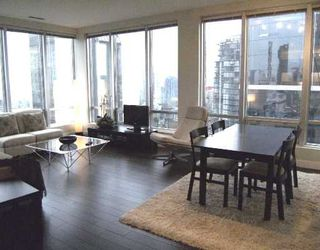 """Photo 4: 1601 989 NELSON Street in Vancouver: Downtown VW Condo for sale in """"THE ELECTRA"""" (Vancouver West)  : MLS®# V742302"""